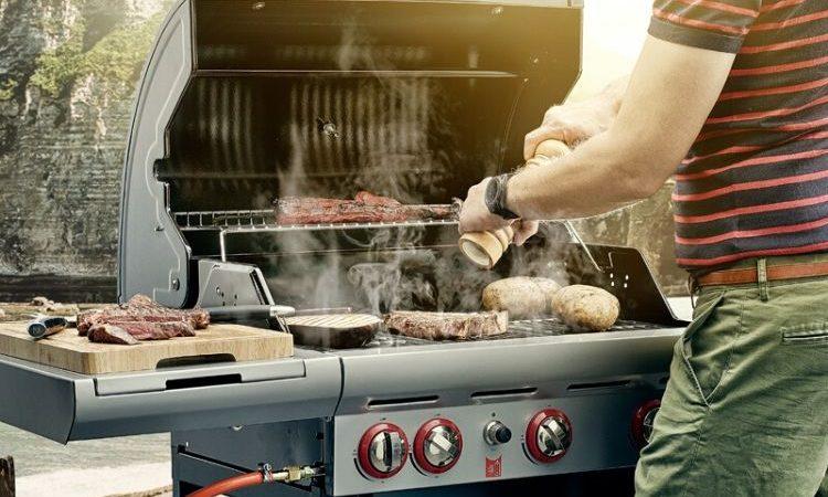 avantage barbecue gaz