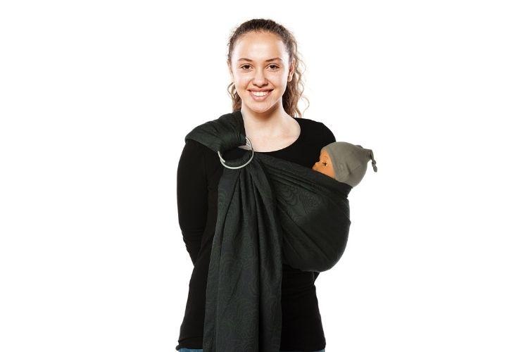 meilleure echarpe de portage bebe