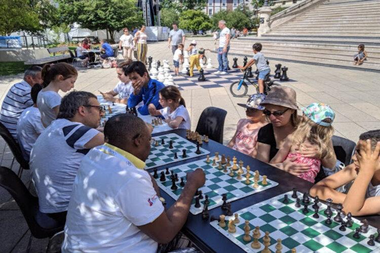 avantage d'un club d'échecs