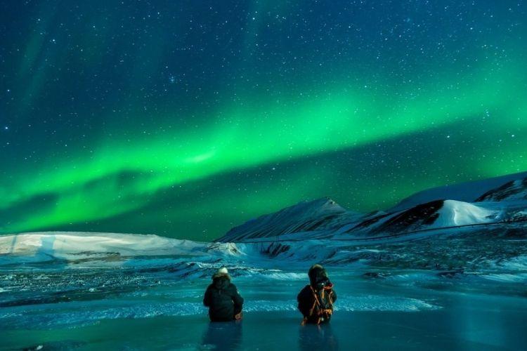 aurores boréales ; quand les observer